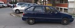 2009 and 2006 Zastava Florida In 1.3 (FromKG) Tags: zastava yugo floridain 13 silver dark blue car kragujevac serbia 2019