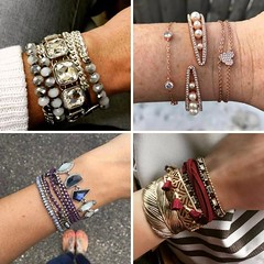 We've Got Mystery Bracelet Bling Boxes On Sale, Now Through Midnight ET Tomorrow! Choose From Our $99 Box With 4 Mystery Bracelets Valued At $200+, Or Our $139 Box With 5-6 Bracelets Valued At $300+. Here's A Look At Just Some Of The Gorgeous Bracelets We (thecelticpearl) Tags: sale trending shop trend buy lifetime guarantee deals discounts chloeandisabel promo bracelet trendy mystery trends shopping jewelry boutique accessories thecelticpearl blingbox box bling mysterybox candi online save style fashion