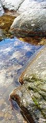 ([JBR]) Tags: eau agua water reflet reflect reflejo reflexo sky ciel cielo winter hiver rio riviere river lasalle gard pentax