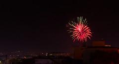 New Year's fireworks (nzamp) Tags: firework night nightshot nightsky sky light