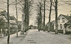Renkum Nieuweweg 14 Zonnewende Links en 23 rechts 1920-1930 (Historisch Genootschap Redichem) Tags: renkum nieuweweg 14 zonnewende links en 23 rechts 19201930