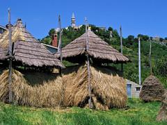 Pican (Vid Pogacnik) Tags: croatia hrvatska istra istria pican pićan town hay rack travel