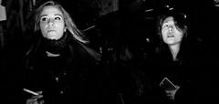 The truth is out there. (Baz 120) Tags: candid candidstreet candidportrait city contrast street streetphotography streetphoto streetcandid streetportrait strangers rome roma europe ricohgrii women monochrome monotone mono noiretblanc bw blackandwhite urban life portrait people italy italia grittystreetphotography flashstreetphotography faces decisivemoment