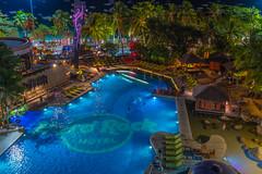 Pool area of the Hard Rock Hotel in Pattaya, Thailand (CamelKW) Tags: thailand2018 pool area hardrockcafehotel pattaya thailand chonburi th