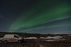 Iceland (CandelaChris) Tags: iceland winter aurora borealis northern light islande