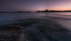 Borders of salt (Traezh) Tags: sea seascape seaside lighthouse phare bretagne breizh brittany sunrise dawn aube matin morning kerlouan brignoganplages france rivage coast littoral océan rochers