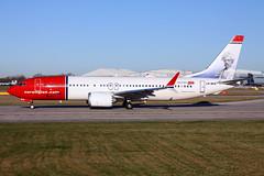 LN-BKB_MAN_280119_KN_222 (JakTrax@MAN) Tags: egcc man manchester ringway airport lnbkb boeing 737 max 8 max8 7m8 norwegain air shuttle runway 23l b737