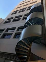 Escalier (Jauss) Tags: escalier architecture bastille paris
