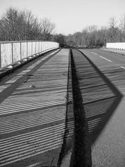 Bridge Shadow (TheTorp) Tags: bridge road a12 kelvedon uk bw shadow abstract lines