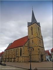 Duderstadt - St. Servatius Kirche