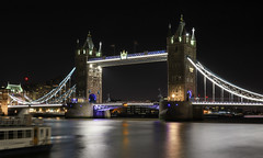 The Bridge (chtimageur) Tags: london tower bridge night long exposure nightscene canon 6d mark ii sigma 35 14 art
