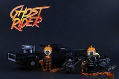 Ghost Rider (p.lopez) Tags: legominifgures marvel ghostrider robbiereyes johnnyblaze