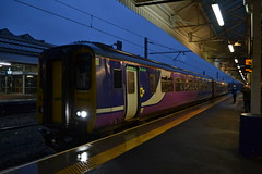 Northern Super Sprinter 156429 (Will Swain) Tags: station 20th september 2018 greater manchester city centre north west train trains rail railway railways transport travel uk britain vehicle vehicles england english europe bolton northern super sprinter 156429 class 156 429