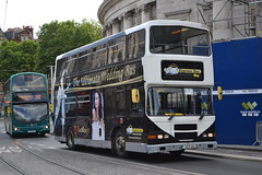 Express Bus DD10 99-D-448 (Will Swain) Tags: dublin 14th june 2018 bus buses transport travel uk britain vehicle vehicles county country ireland irish city centre south southern capital express dd10 99d448 dd 10 former rv448