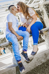 B&B (Anthony Einseinhein) Tags: kiss love beso amor casamiento belen y biean brian braian boda civi civil book sesion llantos arooz arroz alegrias pasion