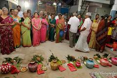 kumbabhishegam of newly built Gopuram or Tower@Sri Siva Vishnu Temple,Chenna-92:vessels with holy waters (ppaulvadivu) Tags: paulvadivu chennai sivavishnutemple india hindu templefestivals 28012019