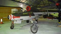 Heinkel He.162A-2 c/n 120227 Germany Air Force serial 120227 code 2 (sirgunho) Tags: royal air force raf museum hendon london england united kingdom preserved aircraft aviation heinkel he162a2 cn 120227 germany serial code 02 2