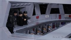 Executor Crew Pit (Brick.Ninja) Tags: lego star wars destroyer bridge imperial scifi space ship darth vader bounty hunter toy photography still life brick ninja brickninja