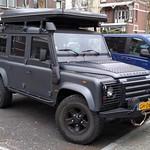 2007 Land Rover Defender thumbnail