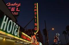 Las Vegas, El Cortez Hotel (Tania A.) Tags: lasvegas elcortezhotel hotel freemontstreet