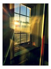 LIGHTSTAGE - SUNRISE_Web 1_Scaled-X (johann.kisaame) Tags: angles bright dramatic glass godrays light lightstage luminance pennsylvania red reflection s10 samsung shadows sun sunlight windows yellow brightlight dawn ethereal highcontrast magical prism prismatic refraction scatteredlight sunrise window philadelphia unitedstatesofamerica us topf25