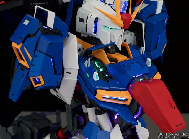BSC Zeta Gundam Bust 4 by Judson Weinsheimer