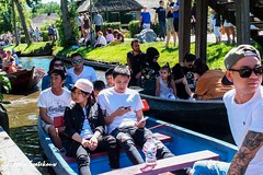 giethoorn (13 van 43) (heinstkw) Tags: boten bruggen dorp giethoorn jansklooster varen vollenhoven water