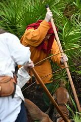 EEF_7646 (efusco) Tags: boar medieval spear brambleschoolearteofthehunt bramble schoole military arts academy florida ferel hog pig