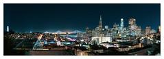 SF Cityscape x 1 Billion (marq4porsche) Tags: sf san francisco california city urban cityscape nightscape night evening skyline usa united states canon eos 6d