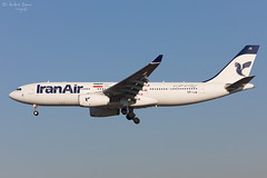 Iran Air (ab-planepictures) Tags: iran air airbus a330 fra eddf frankfurt flugzeug flughafen airport aircraft plane planespotting aviation