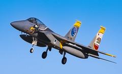 California National Guard F-15c (cjf3 - f15tog) Tags: californianationalguard f15c fresno topgun usaflakenheath fastjet canon 7dmk2 crew jet llens 100400mmmk2llens