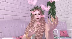 Boho Butterfly (Sweet.Bliss) Tags: sl secondlife slphotography slfashion collabor88 sintiklia maitreya vista bentohead vistahead kibitz empire nanika alma alaskametro nailappliers omega lode elise petitemort