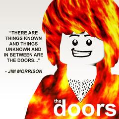 LEGO The Doors (40gOingOn4!) Tags: lego the doors movies movie film minifigure minifigures macro nikon d7100 105mm uk toy toys robert rob trevissmith jim morrison