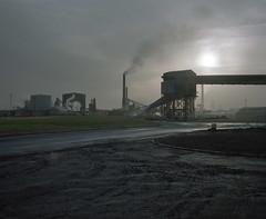(laurentgaudart) Tags: scunthorpe uk laurentgaudart photography film 120 mediumformat industrial mamiya7ii kodak portra400