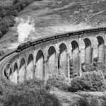 Mono - Old Things - Jacobite Steam Train by Martin Parratt