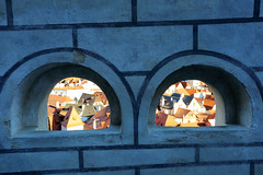 Plášťový most, Český Krumlov, Czech Republic (廖法蘭克) Tags: czechrepublic českýkrumlov 庫倫洛夫 捷克 canon 6d canon6d canonef1740mmf4l unesco unescoworldheritage 世界文化遺產 old oldtown historical historicalbuilding 老城鎮 老建築 老城 老市區 歷史建築 歷史聚落 vacation holiday frank frankineurope friends relax weekend sunny sunshine photographer photography photograph travel 旅行 旅遊 river rivercity 伏爾塔瓦河 vltava plášťovýmost 斗篷橋