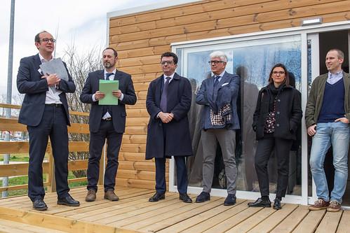 Presentazione Mobile House Ecolab  - 11 marzo 2019