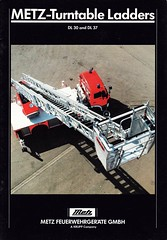 Metz Turntable Ladders (adelaidefire) Tags: metz turntable ladders