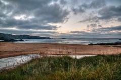 Verdicio, Asturias (ccc.39) Tags: asturias verdicio cantábrico crepúsculo playa arena nuboso sea beach twilight
