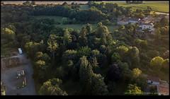 180708-0522-MAVICP-HDR.JPG (hopeless128) Tags: 2018 nanteuilenvallee buildings road trees france nanteuilenvallée nouvelleaquitaine fr
