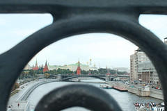 Cast an eye to the Kremlin (Hoppipolga) Tags: russian canon trip europe moscow architecture kremlin river palace