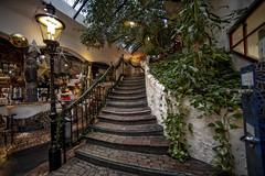 Wien. Hundertwasserhaus.Interior (Al Sanin) Tags: austria vienna wien hundertwasserhaus interior alsanin