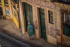 Streets of Lisbon, Portugal (TMStorari) Tags: alfama portugal portogallo lisbon lisboa lissabon europe streetphotography urban street streetstyle people humans oldlady beauty magic explore life visit city cityscapes città europa cittàdelmondo worldcity