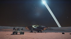 Alone (T H X - 1 4 6 9) Tags: elite dangerous explore screenshot krait phantom space games xbox