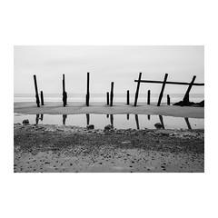 Happisburgh Beach (John Pettigrew) Tags: fineart lines tamron d750 nikon seashore space mundane documentary beach imanoot banal topographics sea johnpettigrew defences seascape happisburgh angles documenting seaside