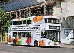Go Ahead London Central - LT669 - LTZ1669 - Waitrose (Waterford_Man) Tags: lt669 ltz1669 waitrose hybrid wrightbus nrm goaheadlondoncentral