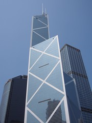 Bank of China Tower (procrast8) Tags: hong kong china bank tower