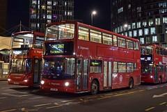 LX05BWC Stratford 18/02/19 (MCW1987) Tags: stagecoach london alexander dennis trident alx400 18270 lx05bwc