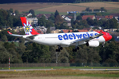 Edelweiss Air Airbus A330-343 HB-JHR (M. Oertle) Tags: edelweissair airbus a330343 hbjhr martinoertle moertle