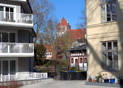 Marienkirche Greifswald new restauration 2019 (Frank-3) Tags: church kirche marien marie dicke dickemarie
